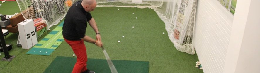 Custom fit golfclub kan je terecht bij dit bedrijf