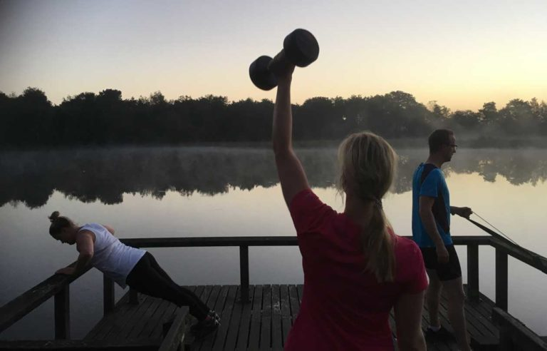 personal trainer in Roosendaal